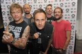 Donots bei der Napster Music Night